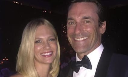 Jon Hamm & January Jones: Hooking Up?!