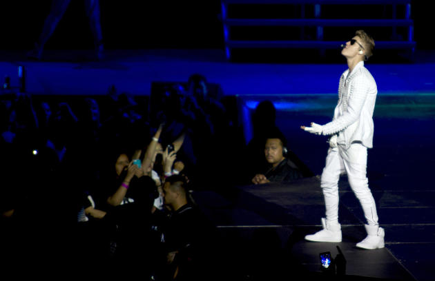 Bieber Down Under