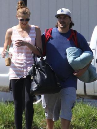 Kevin Federline and Victoria Prince Sighting