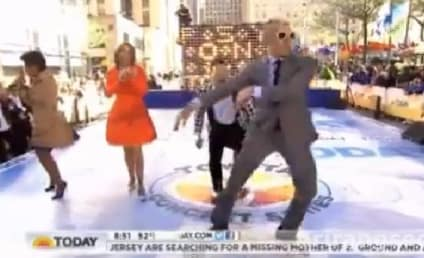 "Matt Lauer, PSY Do ""Gentleman"" Dance; Today Viewers Uncomfortable"