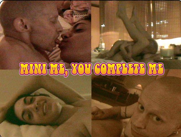 Verne troyer and ranae shrider sex tape
