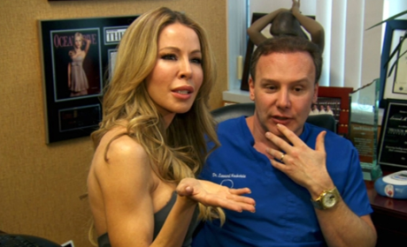 The Real Housewives of Miami Recap:  Crazy In-Laws With Keys