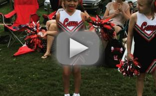 Sophia Abraham: Slammed After Sharing Cheerleading Photo