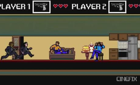 Pretend Pulp Fiction Video Game Makes Us Wish It Were Real