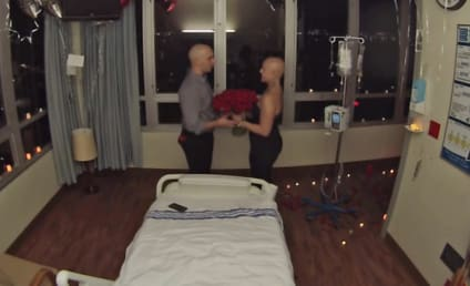 Patient Completes Chemo, Receives Surprise of a Lifetime