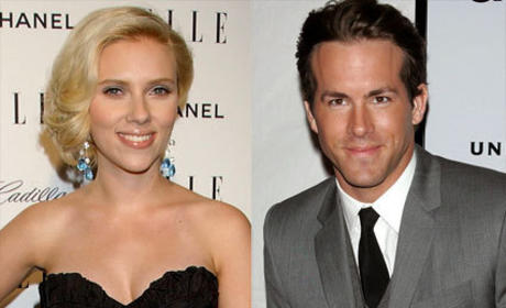"Ryan Reynolds & Scarlett Johansson: An ""Emotional Rollercoaster"" Reunion"
