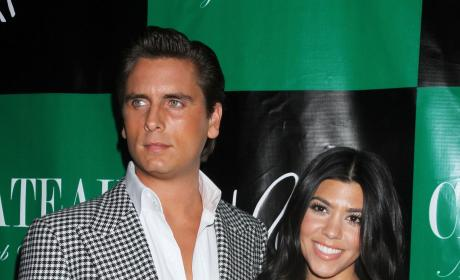 Kourtney Kardashian on Kim's Engagement: Phew!