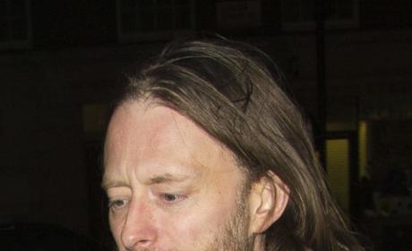 Thom Yorke Pic