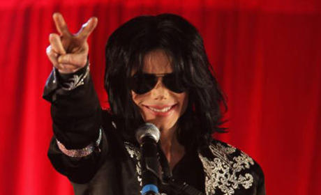 Celebrity of the Year Finalist #10: Michael Jackson