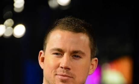Channing Tatum: I'd Totally Do George Clooney!