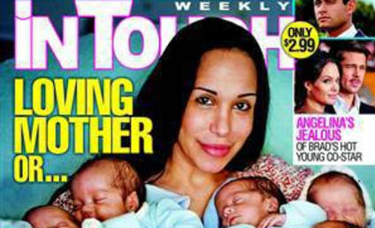 Mom From Hell: Insane Nadya Suleman Wants Reality Show