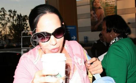 Octomom Closing in on Food Stamps, Reality Show