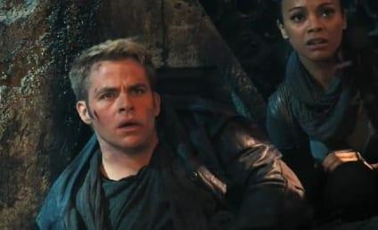 Star Trek Into Darkness Teaser Trailer: Watch Now!