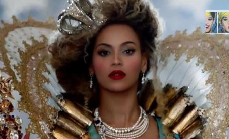 Beyonce Tour Teaser: All Hail Queen B!