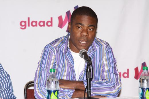 Tracy Morgan is Sorry