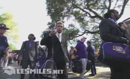 Tyrann Mathieu Dropped from LSU Football Team; Honey Badger to Transfer?