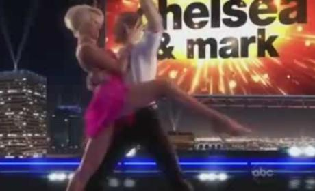 Dancing With the Stars Finals - Chelsea and Mark (Freestyle)