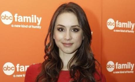 Would Troian Bellisario make a good Katniss?