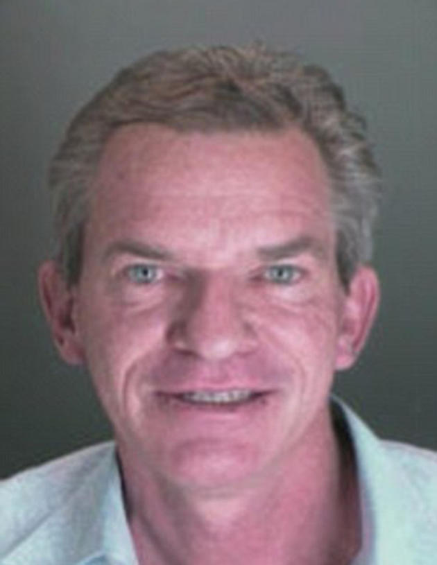 George Boedecker Mug Shot