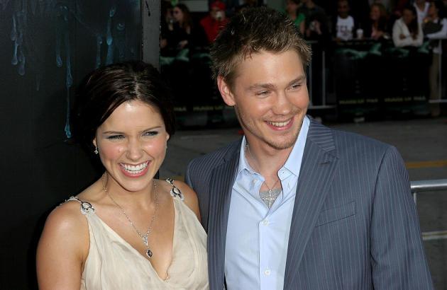 Chad Michael Murray and Sophia Bush - The Hollywood Gossip