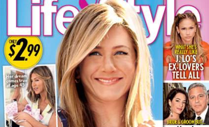 Jennifer Aniston: Having a Baby at Last! OMG!!!