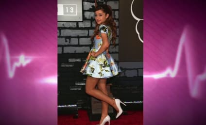 Ariana Grande: Bullied on Grammys Red Carpet!