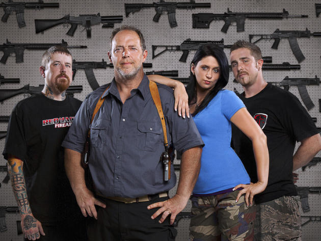 Sons of Guns Cast