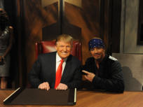 Donald and Bret
