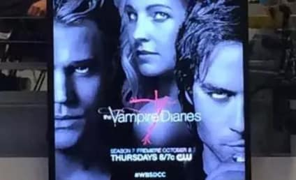 The Vampire Diaries Season 7: First Poster!