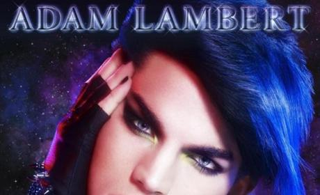 THG Contest: Leave the Most Comments This Week and Win Adam Lambert's Debut Album!