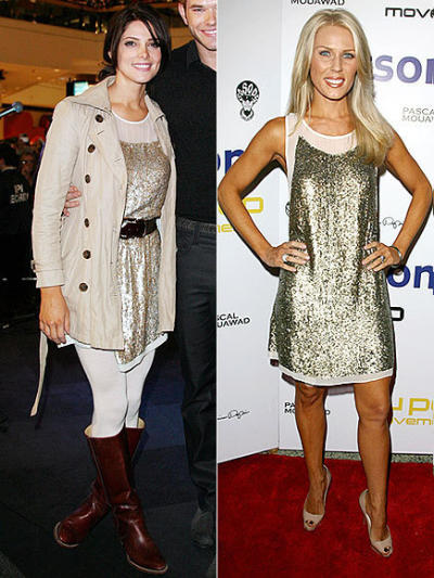 Ashley Greene or Gretchen Rossi