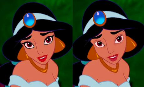 Jasmine No Makeup