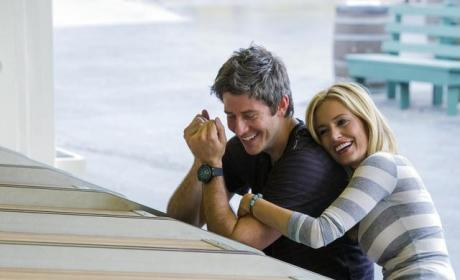 Arie Luyendyk, Jr. on Tabloid Reports: Come On!