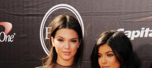 Kendall and Kylie Jenner: Rocking Matching Nipple Rings?