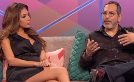 Farrah Abraham's Dad: Her Porn Video was NOT My Idea!