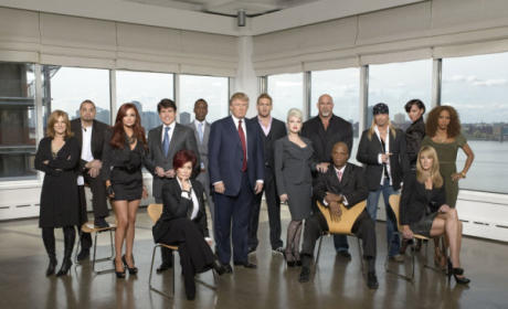 Cast of Celebrity Apprentice Confirmed, Laughable