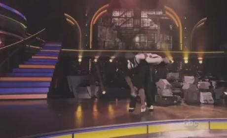 J.R. Martinez on Dancing With the Stars: An Inspiring, Tear-Jerking Performance