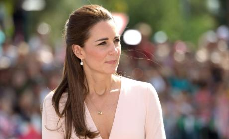 "Kate Middleton ""Minder"" Hired to Thwart Upskirt Pics in Wake of Epic Dress Flare-Up"