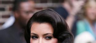 Natalie Dylan Admires Kim Kardashian