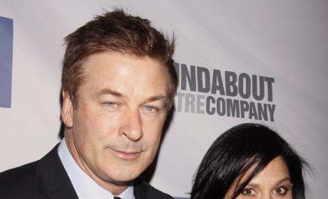 Hilaria Thomas and Alec Baldwin