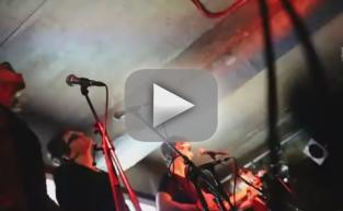The Pizza Underground Performs in London