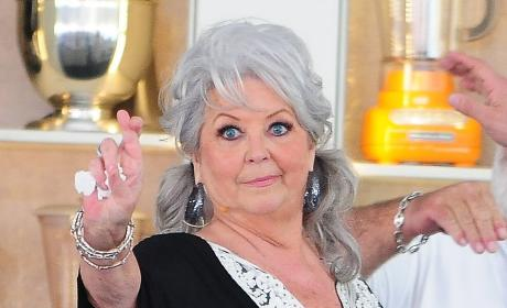 Paula Deen Touts Recent Weight Loss