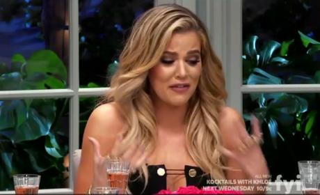 Khloe Kardashian on Kim's Boobs: They Weigh HOW Much??
