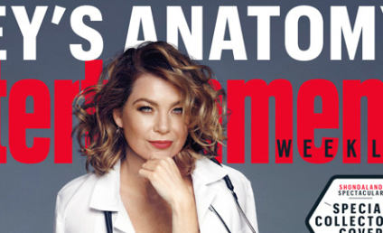 Ellen Pompeo on EW: The Hot Doctor is In!