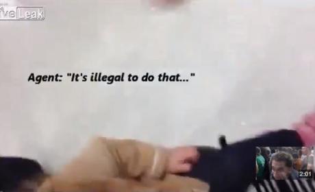 TSA Apologizes for Disabled Toddler Harassment