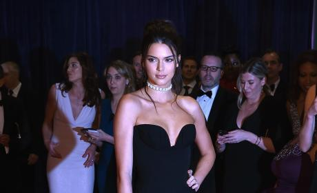 Kendall Jenner at 2016 White House Correspondents Dinner
