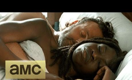 The Walking Dead Season 6 Episode 15 Sneak Peek: Richonne in Bed!