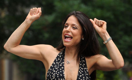 Bethenny Frankel Insists: I Was Lost at Sea!