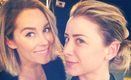 Lauren Conrad, Lo Bosworth Attend Laguna Beach High School Reunion: See the Pic!