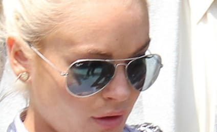 "Stereo Installer Sues ""Druggie"" Lindsay Lohan"